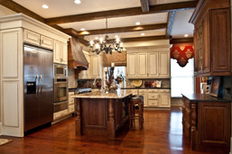 Kitchen remodeling ideas traditional vs contemporary Traditional vs contemporary design